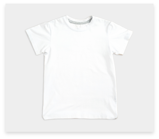 A Clothing Factory For White Pima Cotton T Shirts